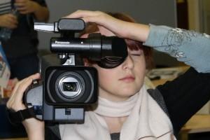 """""""Перспектива"""" изучает новую камеру"""