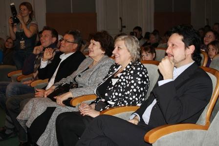 Члены жюри конкурса KWN Киностарты 2010-2011
